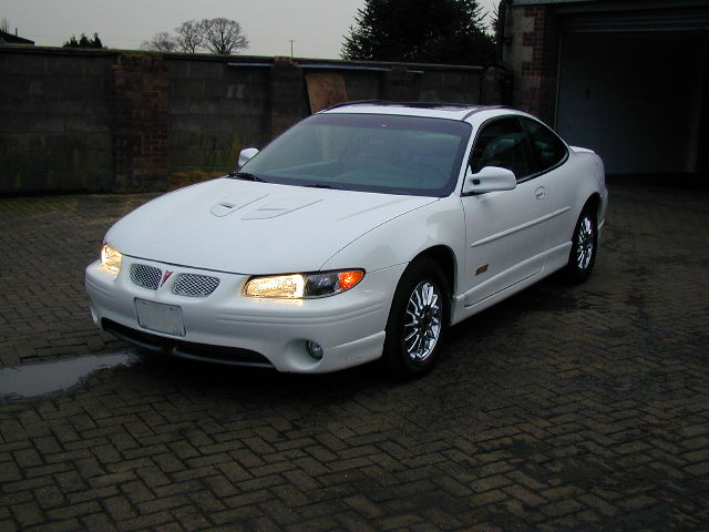 2001 Pontiac Grand Prix GTP Super Charged