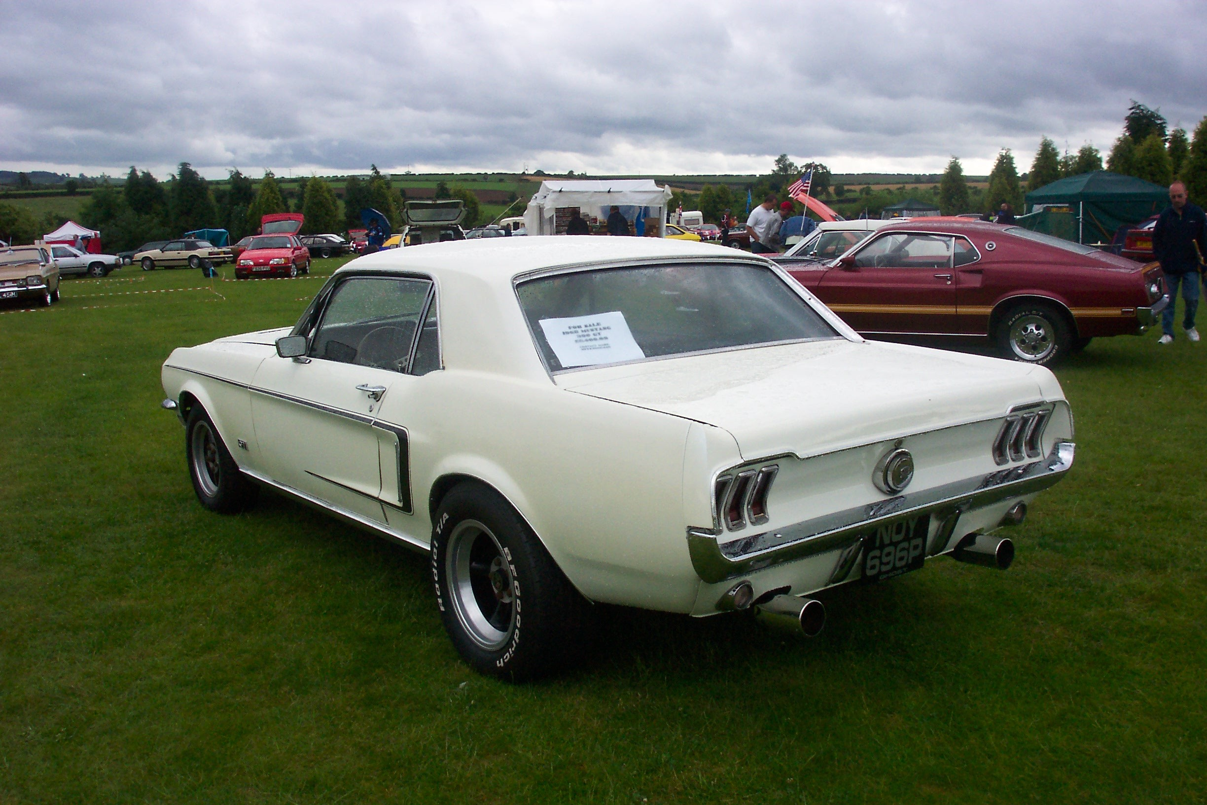 1968 Ford Mustang Coupe GT 390